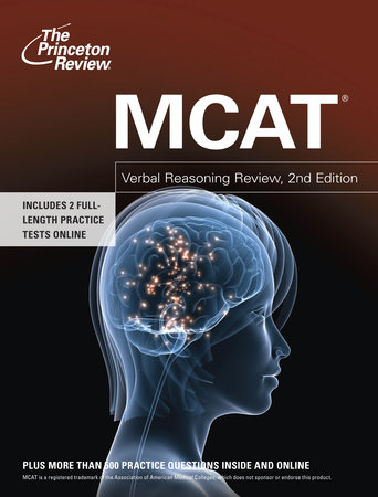 MCAT Verbal Reasoning Review, 2nd Edition by
