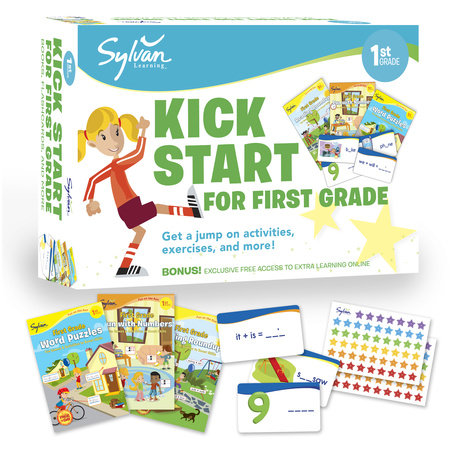 Sylvan Kick Start for First Grade by