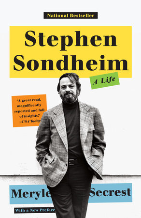 Stephen Sondheim by