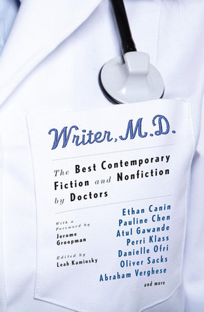 Writer, M.D. by Leah Kaminsky