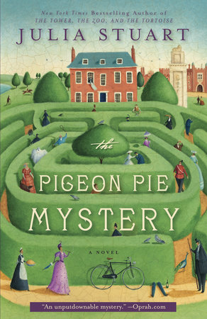 The Pigeon Pie Mystery by
