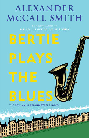 Bertie Plays the Blues by