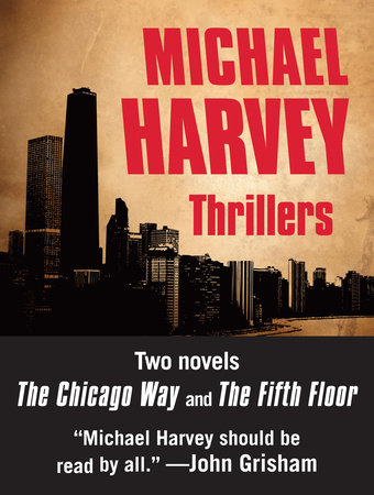 Michael Harvey Thrillers 2-Book Bundle by