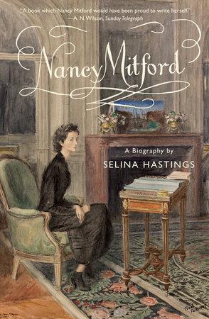 Nancy Mitford by