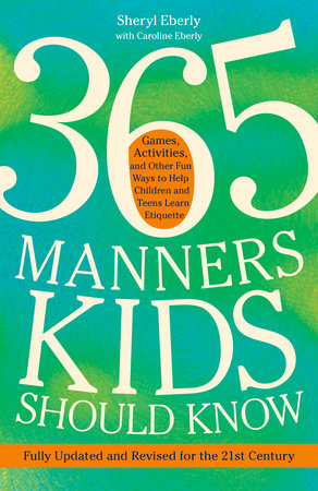 365 Manners Kids Should Know by