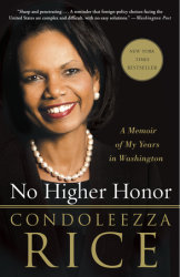 No Higher Honor book cover