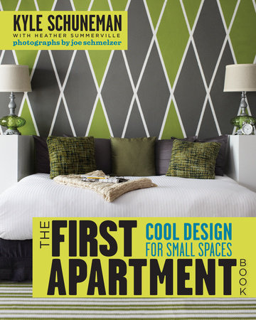 The First Apartment Book by Heather Summerville and Kyle Schuneman