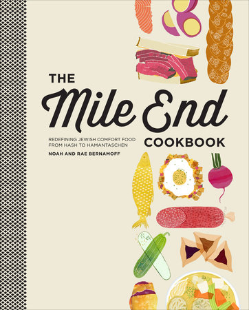 The Mile End Cookbook by