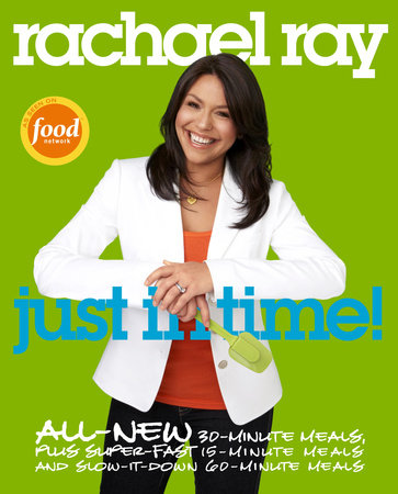 Rachael Ray: Just in Time by