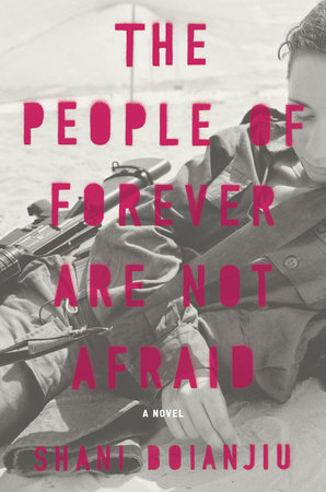 The People of Forever Are Not Afraid by