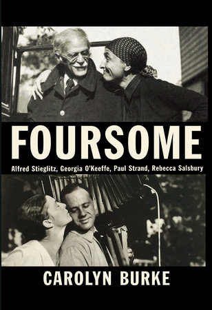 Foursome by Carolyn Burke