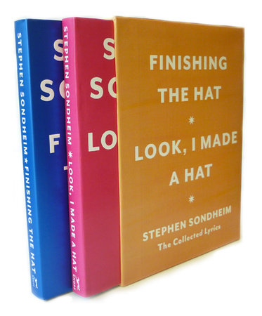 Hat Box by Stephen Sondheim