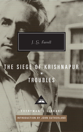 The Siege of Krishnapur, Troubles by
