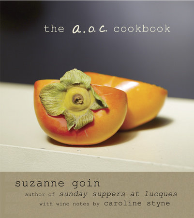 The A.O.C. Cookbook by