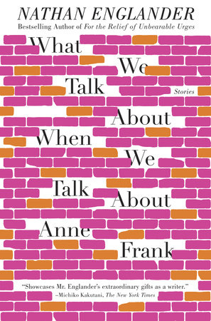 What We Talk About When We Talk About Anne Frank by