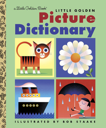 Little Golden Picture Dictionary by
