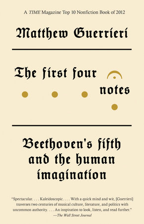 The First Four Notes by