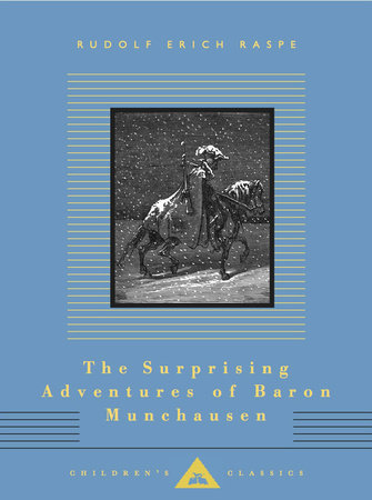 The Surprising Adventures of Baron Munchausen by