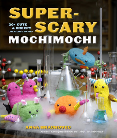 Super-Scary Mochimochi by