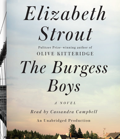 The Burgess Boys by