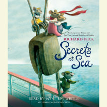 Secrets at Sea Cover