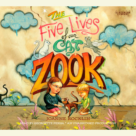 The Five Lives of Our Cat Zook by
