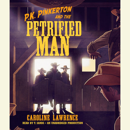 P.K. Pinkerton and the Petrified Man by