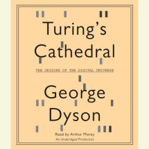 Turing's Cathedral Cover