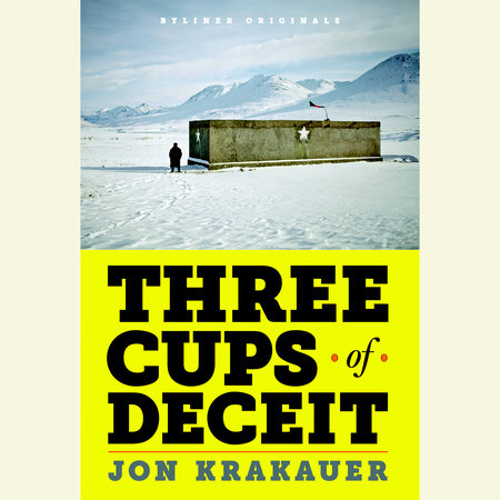 Three Cups of Deceit book cover