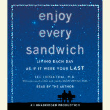 Enjoy Every Sandwich Cover