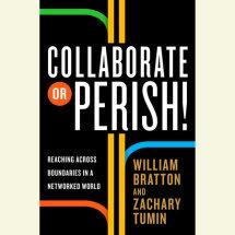 Collaborate or Perish! Cover