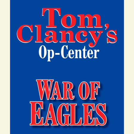 Op-Center #12 by Tom Clancy, Steve Pieczenik and Jeff Rovin