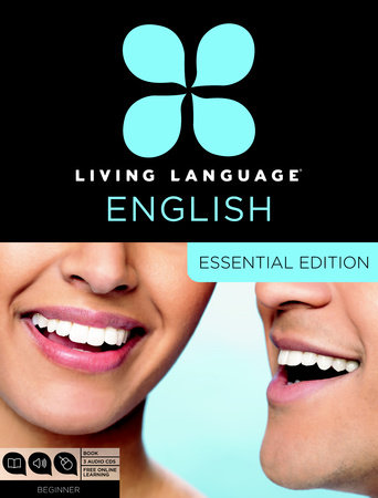 Living Language English, Essential Edition (ESL/ELL) by Living Language and Erin Quirk