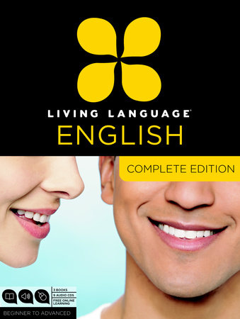 Living Language English, Complete Edition (ESL/ELL) by Living Language and Erin Quirk