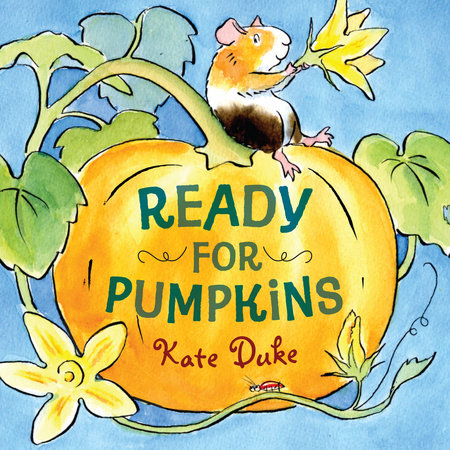 Ready for Pumpkins by