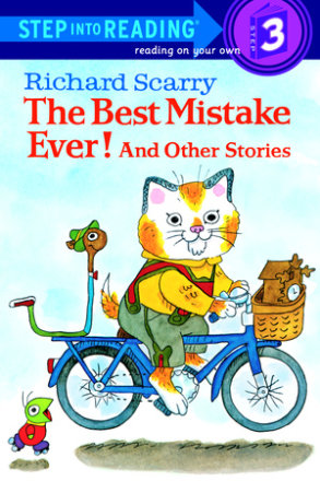 Richard Scarry's The Best Mistake Ever! And Other Stories (ebk)