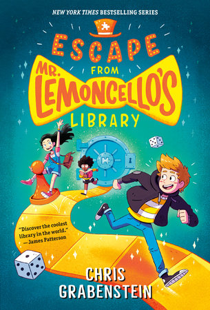 Escape from Mr. Lemoncello's Library by