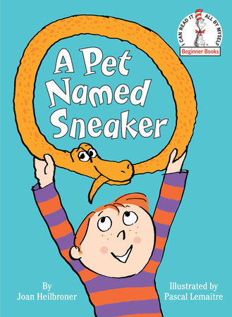 A Pet Named Sneaker by