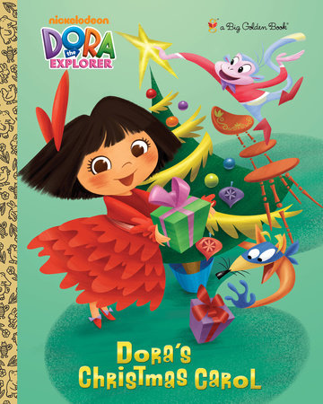 Dora's Christmas Carol (Dora the Explorer) by Golden Books
