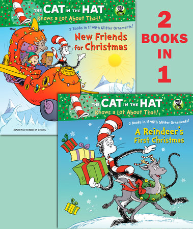 A Reindeer's First Christmas/New Friends for Christmas (Dr. Seuss/Cat in the Hat) by