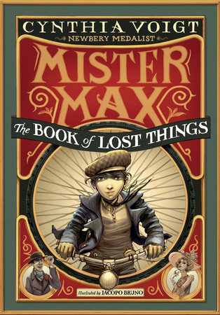Mister Max: The Book of Lost Things by