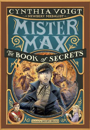 Mister Max: The Book of Secrets by