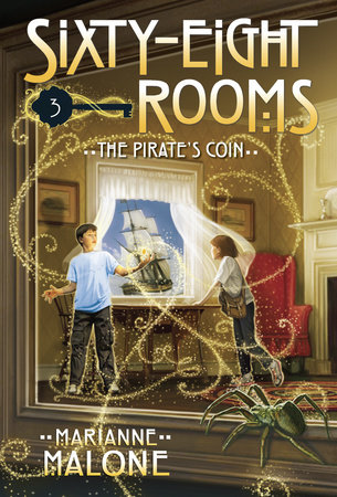 The Pirate's Coin: A Sixty-Eight Rooms Adventure by