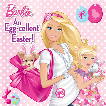 An Egg-cellent Easter! (Barbie) by