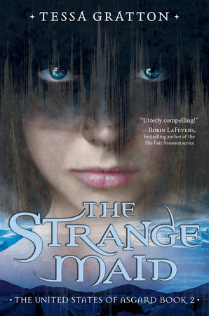 The Strange Maid by