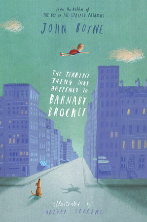 The Terrible Thing That Happened to Barnaby Brocket by