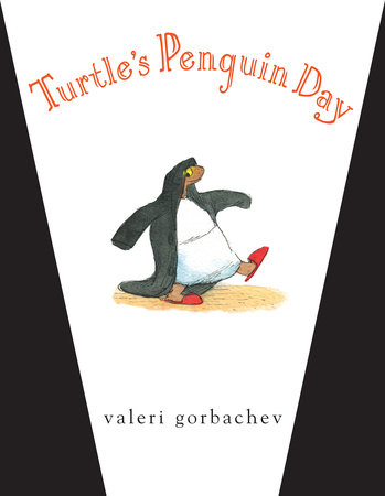 Turtle's Penguin Day by