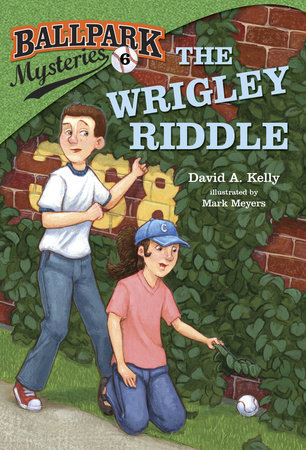 Ballpark Mysteries #6: The Wrigley Riddle by