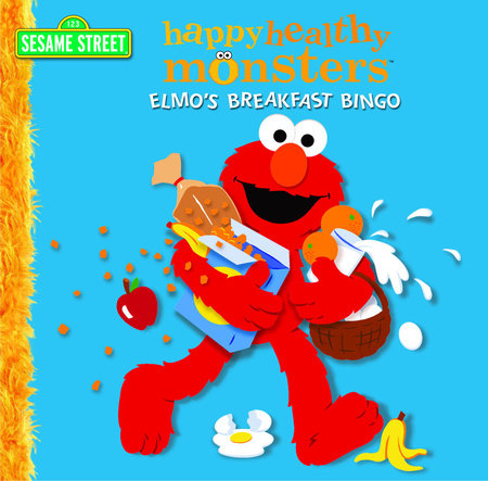 Elmo's Breakfast Bingo (Sesame Street) by