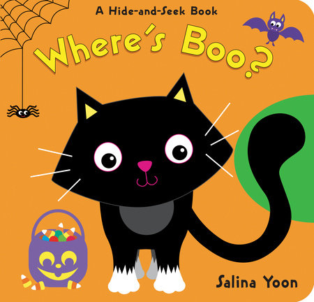 Where's Boo? by Salina Yoon